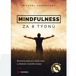 Kniha Mindfulness za 8 týdnů